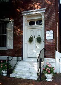 Terry House Bed and Breakfast - B&B in Historic New Castle,  DE, architecture, 