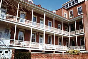 Porches of Terry House Bed and Breakfast